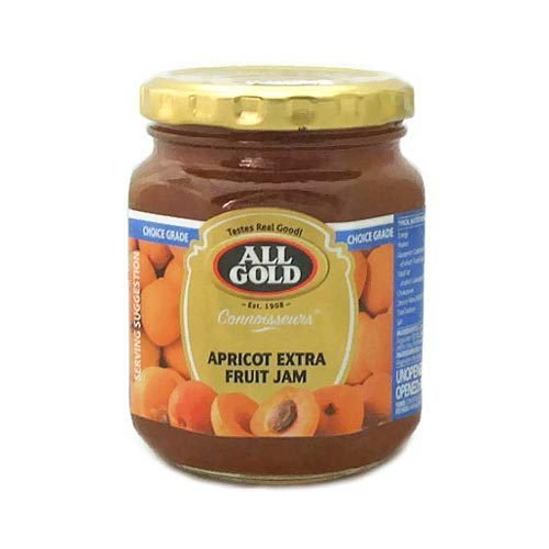 All Gold Connoisseurs Royal Apricot 320g jar