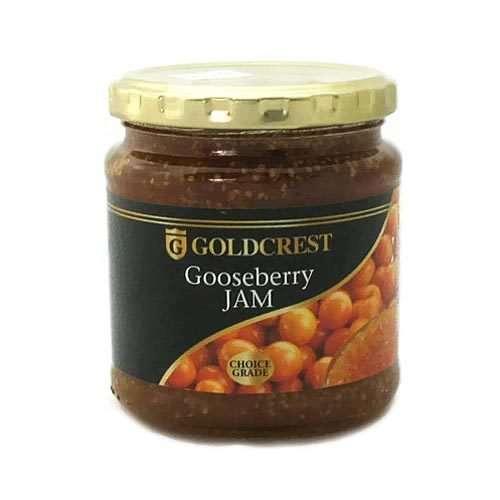 Goldcrest Cape Gooseberry Jam 340g jar