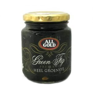 All Gold Preserve Green Fig 320g jar