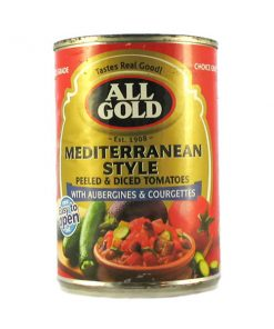All Gold Mediterranean Style 410g can