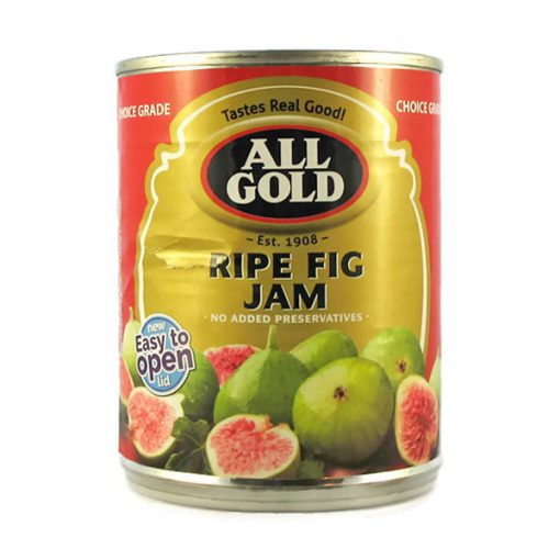 All Gold Jam Ripe Fig 450g can