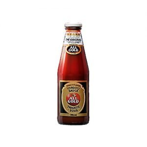 All Gold Tomato Sauce 350ml bottle