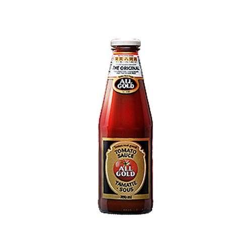 All Gold Tomato Sauce 350ml bottle