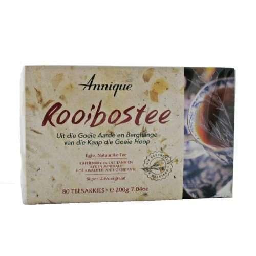 Annique Rooibos Tea 80 Teabags