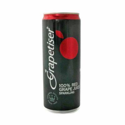 Grapetiser Red 330ml Can