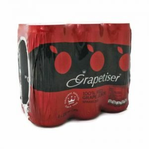 Grapetiser Red 6x330ml
