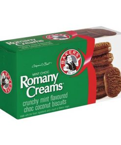 Bakers Romany Creams - Mint Choc