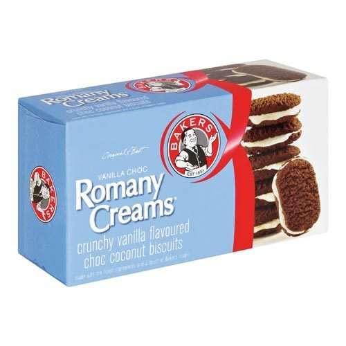 Bakers Romany Creams