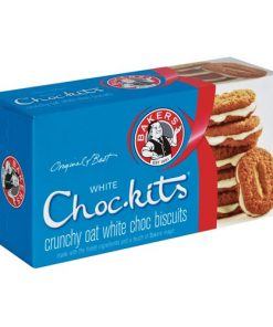 Bakers Chockits White