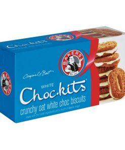Bakers Chockits White