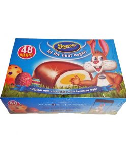 Beacon Marshmallow Easter Eggs 48