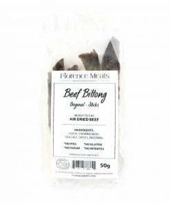 Biltong Beef Original 50g