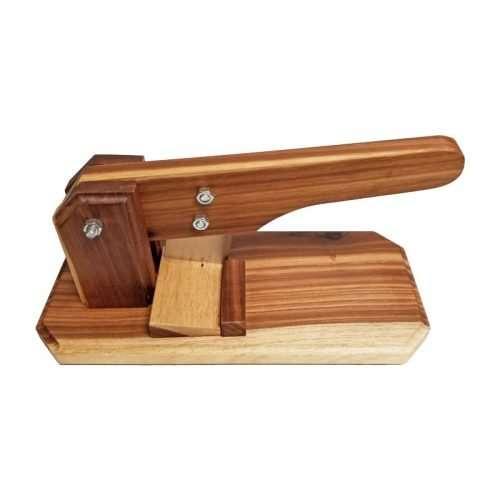 Wood Biltong Cutter