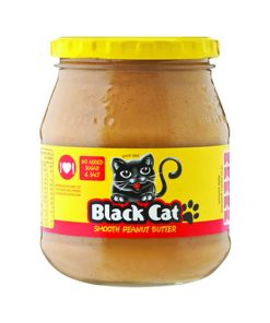 Black Cat Peanut Butter Smooth NAS
