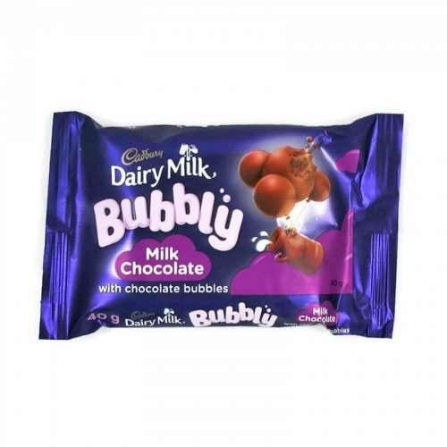Cadbury Bubbly 40g bar
