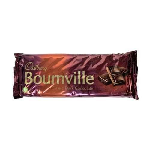 Cadbury Bournville Classic Dark Chocolate 150g bar