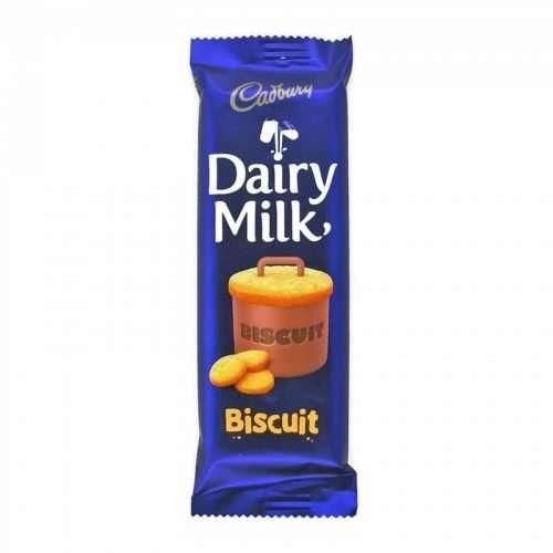 Cadbury Biscuit 80g Chocolate Bar