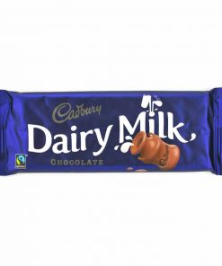 Cadbury Dairy Milk 150g Bar