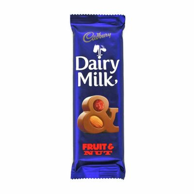 Cadbury Fruit and Nut 80g Bar