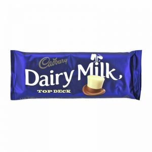 Cadbury Top Deck 150g Bar