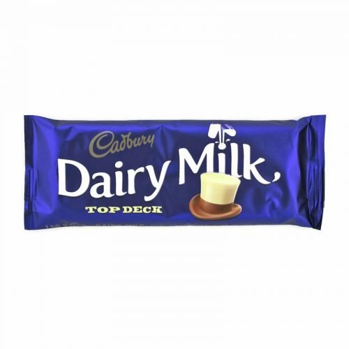 Cadbury Top Deck 150g Bar