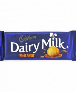 Cadbury Wholenut 150g Bar