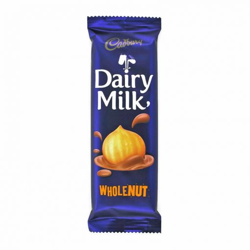 Cadbury Wholenut 80g Bar