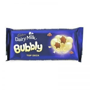 Cadbury Bubbly Top Deck 150g