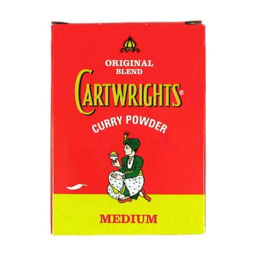 Cartwight Curry Powder Medium 100g pack
