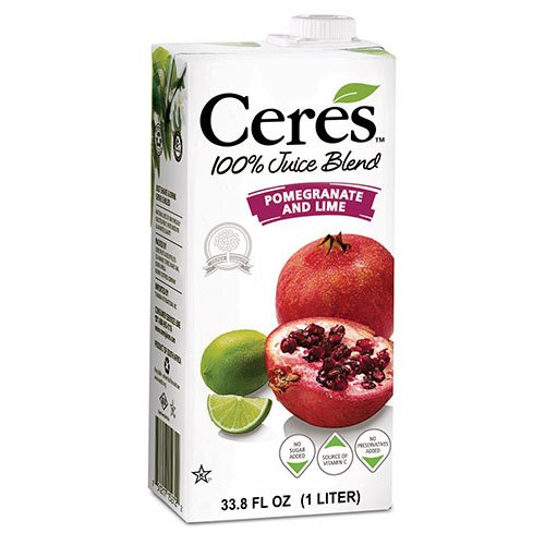 Ceres Pomegranate and Lime