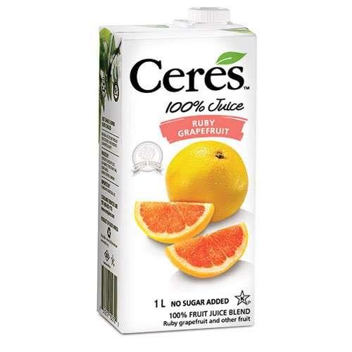 Ceres Ruby Grapefruit 1L