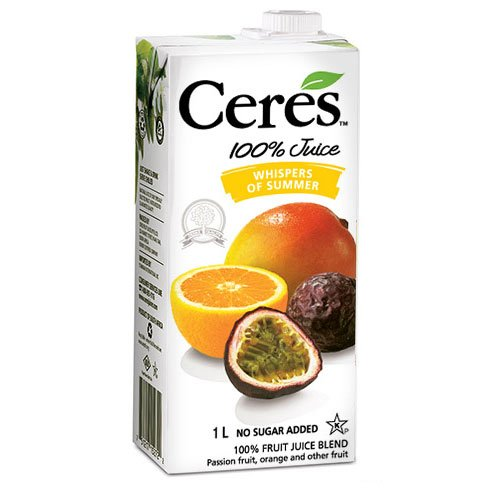 Ceres Whispers of Summer