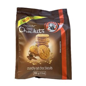 Bakers Chockits 500g value bag