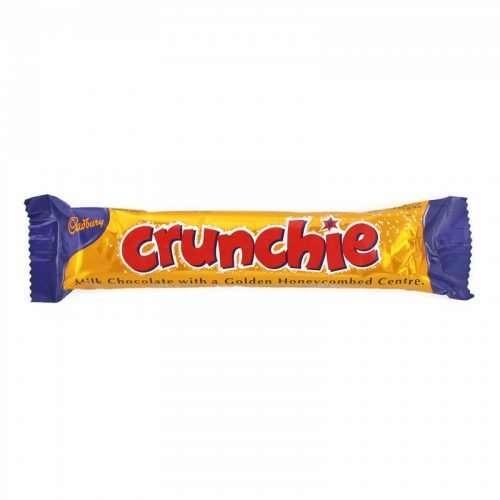 Cadbury Crunchie Large Bar