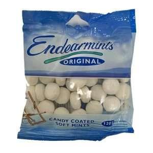 Cadbury Endearmints Original 120g bag