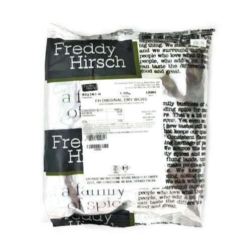Freddy Hirsch Original Dry Wors 1kg