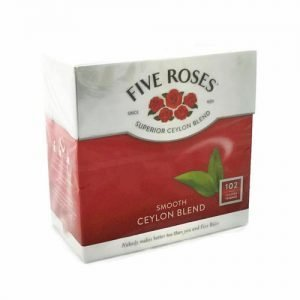 Five Roses Tagless tea 100