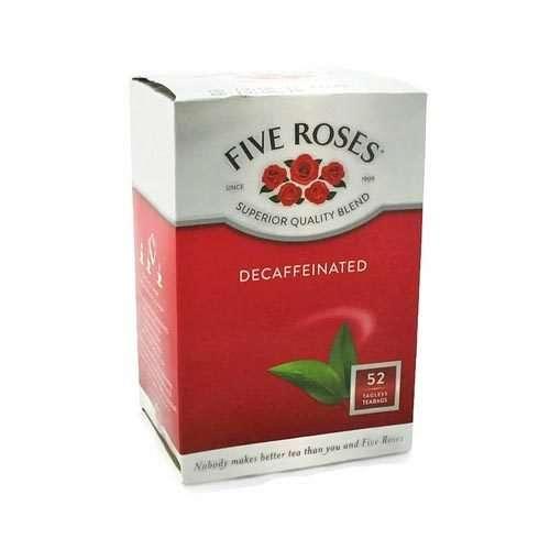 Five Roses Decaf 50