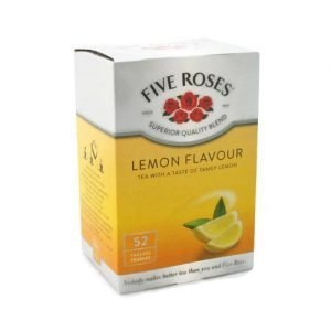 Five Roses Lemon Flavour 50