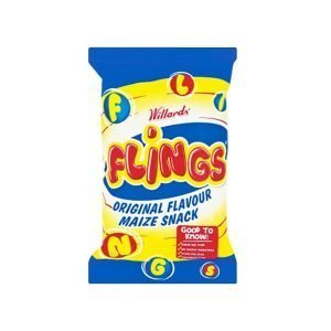 Willards Flings 12g bag