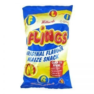 Willards Flings 150g bag