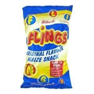 Willards Flings 150g bag