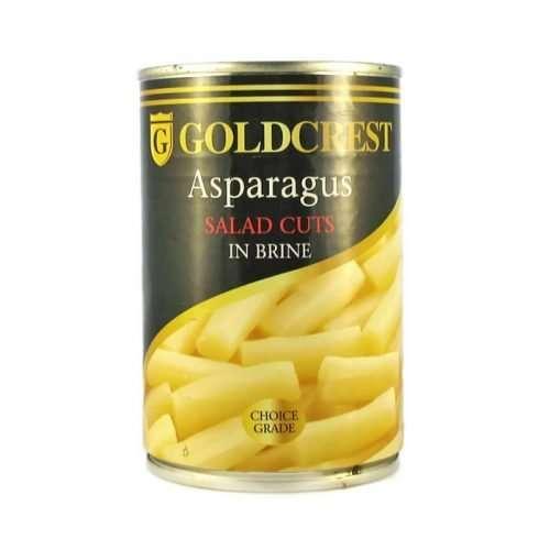 Goldcrest Asparagus Salad Cuts 410g can