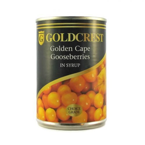 Goldcrest Gooseberries 425g tin