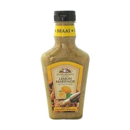 Ina Paarman Marinade Lemon 500ml