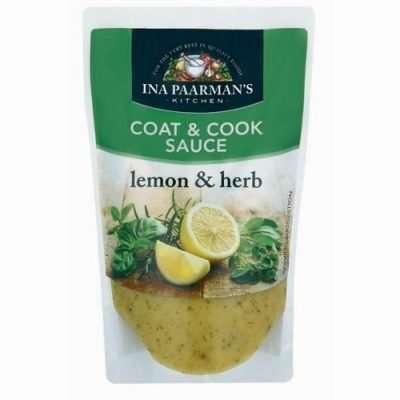 Ina Paarman Coat & Cook Lemon & Herb