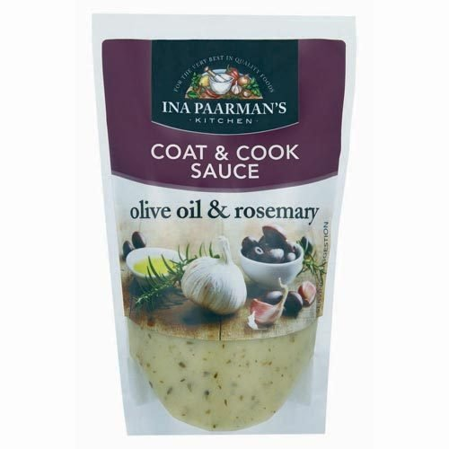 Ina Paarman Coat & Cook Olive Oil & Rosemary
