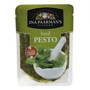 Ina Paarman Basil Pesto