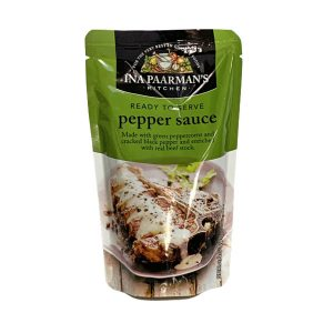 Ina Paarman Ready Serve Pepper Sauce 200ml doy pack