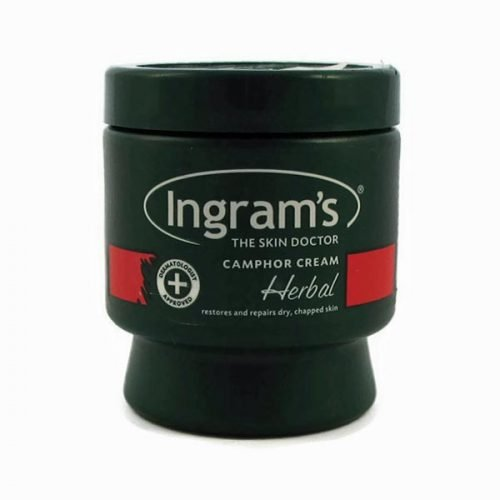Ingrams Camphor Cream Herbal 150ml